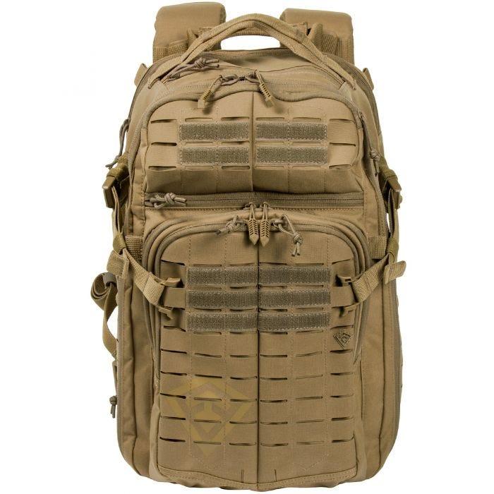 Plecak First Tactical Tactix Half-Day Coyote