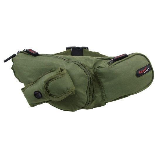 Torba Nerka Fox Outdoor Waist Bag Oliwkowa