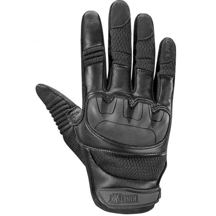 Rękawice Taktyczne KinetiXx X-Pro Czarne