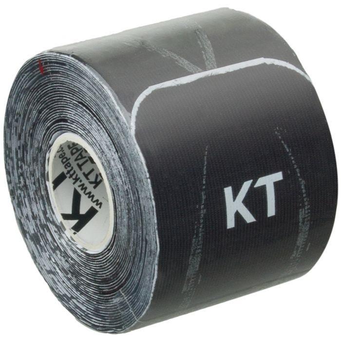 "Taśma Sportowa KT Tape Consumer Synthetic Pro Extreme Precut 10"" Jet Black"