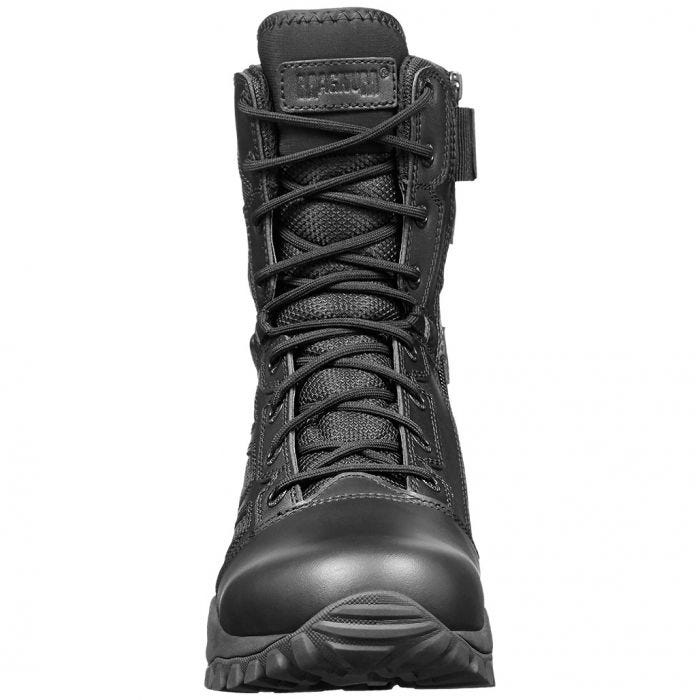 Buty Magnum Elite Spider X 8.0 Side Zip Czarne