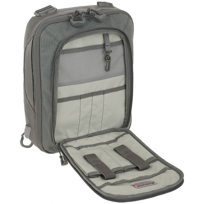 Torba Maxpedition Mini Valence Sling Bag Szara