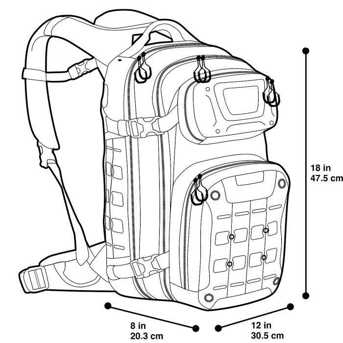 Plecak Maxpedition RiftCore Tan