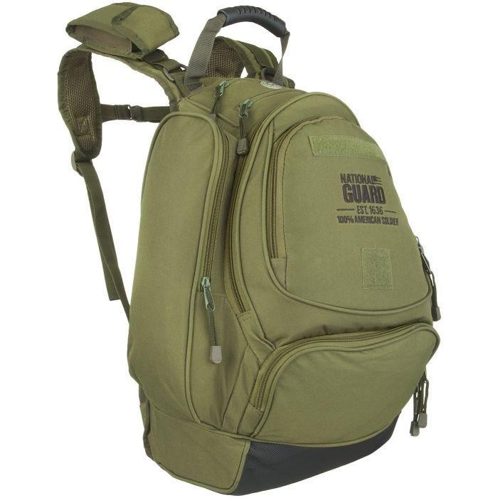 Plecak MFH US National Guard OD Green