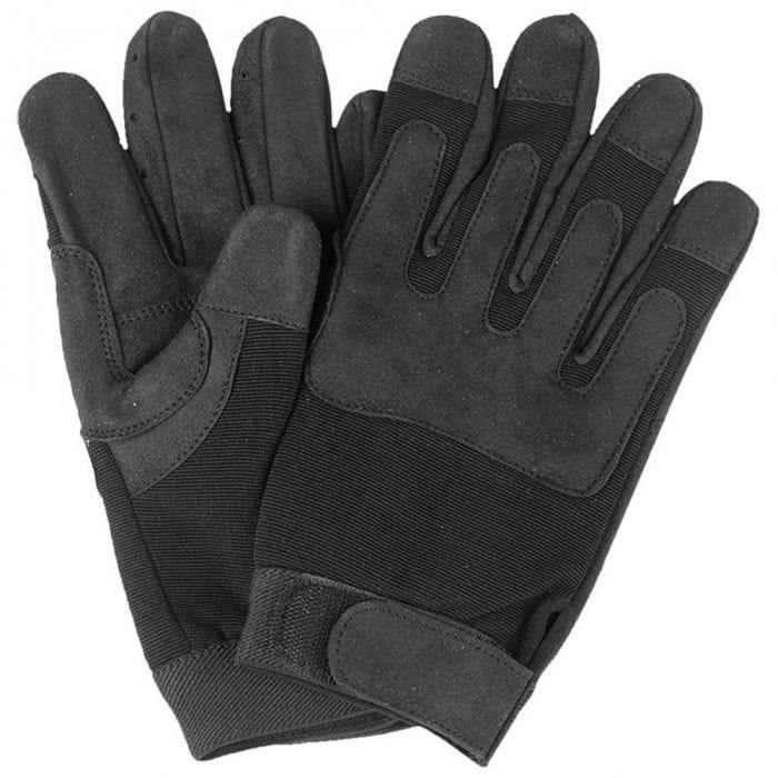 Rękawice Taktyczne Mil-Tec Army Czarne