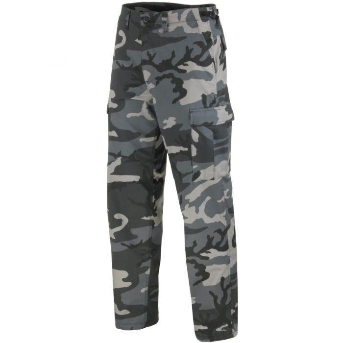 Spodnie Mil-Tec BDU Ranger Dark Camo