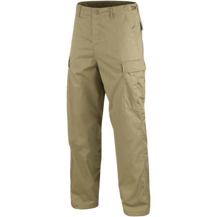Spodnie Mil-Tec BDU Ranger Khaki