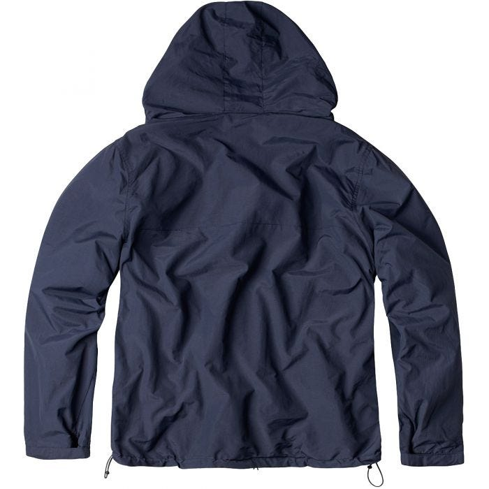 Kurtka Surplus Windbreaker Zipper Navy
