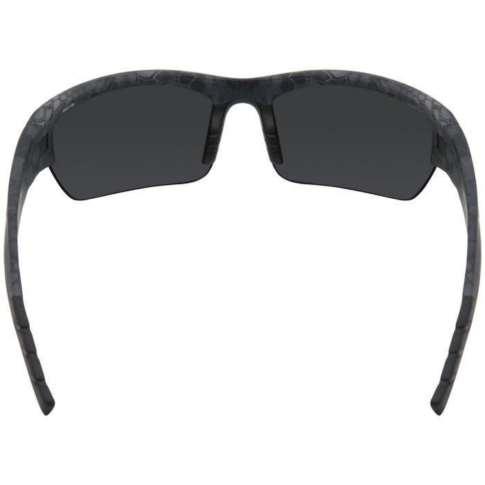Okulary Taktyczne Wiley X WX Valor Polarized - Smoke - Kryptek Typhon