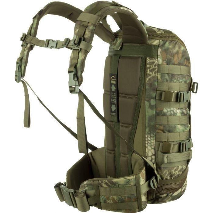 Plecak Wisport ZipperFox 25L Kryptek Mandrake