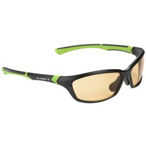 Okulary Taktyczne Swiss Eye Drift - Fotochromowe - Czarno-Zielone