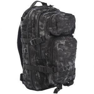 Plecak Mil-Tec US Assault Laser Mały Mandra Night