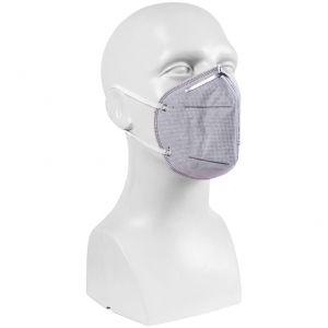 Maski Przeciw Zanieczyszczeniom Powietrza Szare 10 Sztuk