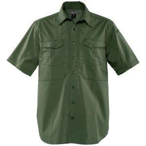 Koszula 5.11 Stryke Krótki Rękaw TDU Green