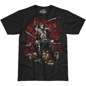 Koszulka T-shirt 7.62 Design Warlord Czarna