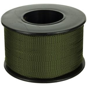 Linka Atwood Rope 125ft Micro Cord Olive Drab