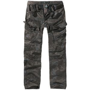 Spodnie Brandit Adven Slim Fit Dark Camo