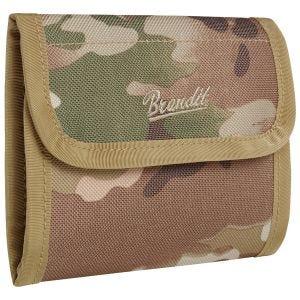 Portfel Brandit Five Tactical Camo