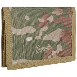Portfel Brandit Three Tactical Camo
