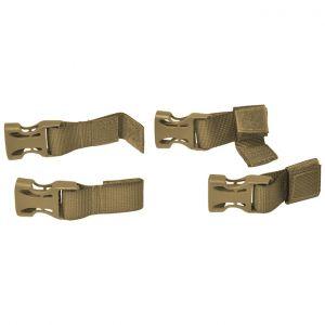 Troki Civilian Varness-Pal Chest-Rig Adapter Kit Coyote