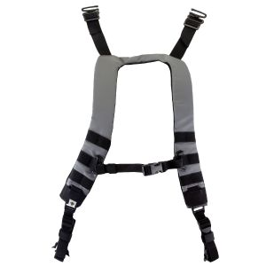 Szelki First Tactical Jump Pack Harness Asphalt