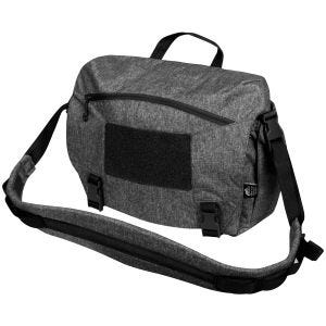 Torba Helikon Urban Courier Bag Średnia Melange Black-Grey