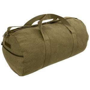 Torba Highlander Crieff Canvas Roll Bag 45L Oliwkowa