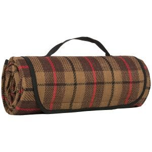 Koc Piknikowy Highlander Rustic Tweed