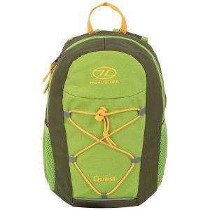 Plecak Highlander Quest 12L Lime
