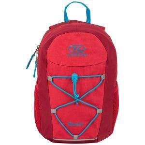 Plecak Highlander Quest 12L Czerwony