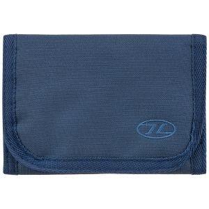 Portfel Highlander Shield RFID Navy Blue