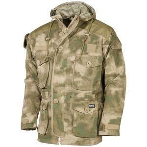 Kurtka Parka MFH Commando Jacket Smock HDT Camo FG