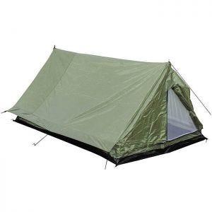 Namiot 2-osobowy MFH Minipack z Moskitierą OD Green