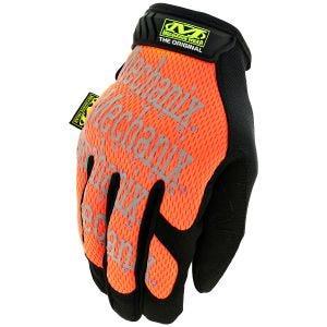 Rękawice Taktyczne Mechanix Wear Original Hi-Viz Fluorescent Orange