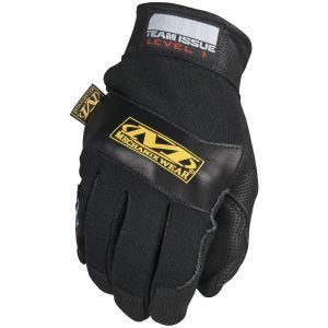 Rękawice Taktyczne Mechanix Wear Team Issue Carbon-X Level-1 Czarne