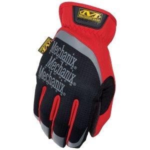 Rękawice Mechanix Wear FastFit Czerwone