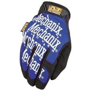 Rękawice Taktyczne Mechanix Wear The Original Niebieskie