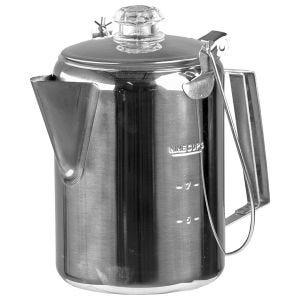 Dzbanek do Kawy z Perkolatorem Mil-Tec Stainless Steel (9 filiżanek)
