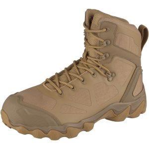 Buty Mil-Tec High Boots Dark Coyote