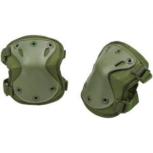 Ochraniacze na Łokcie Mil-Tec Protect Oliwkowe