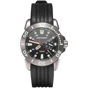 Zegarek Pentagon Genesis Srebrny