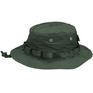 Kapelusz Pentagon Jungle Hat Rip-Stop Camo Green