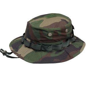 Kapelusz Pentagon Jungle Hat Rip-Stop Woodland