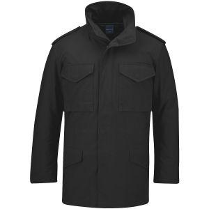 Płaszcz Propper M65 Field z Podpinką Czarny