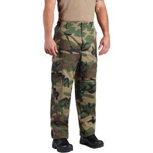 Spodnie Propper BDU Button Fly Twill Woodland