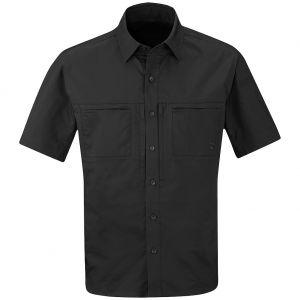 Koszula Męska Propper HLX Krótki Rękaw Czarna