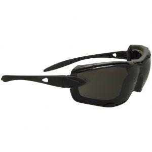 Okulary Taktyczne Swiss Eye Detection - Zestaw 2 Wymiennych Wizjerów - Czarne