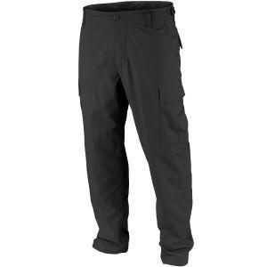 Spodnie Teesar BDU Ripstop Czarne