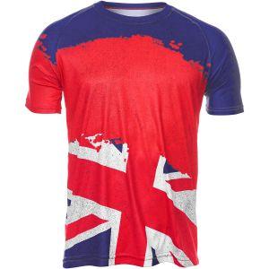 Koszulka Termoaktywna Tervel Sportline Krótki Rękaw United Kingdom 1