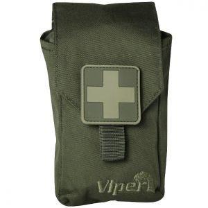 Apteczka Pierwszej Pomocy Viper FAK Zielona